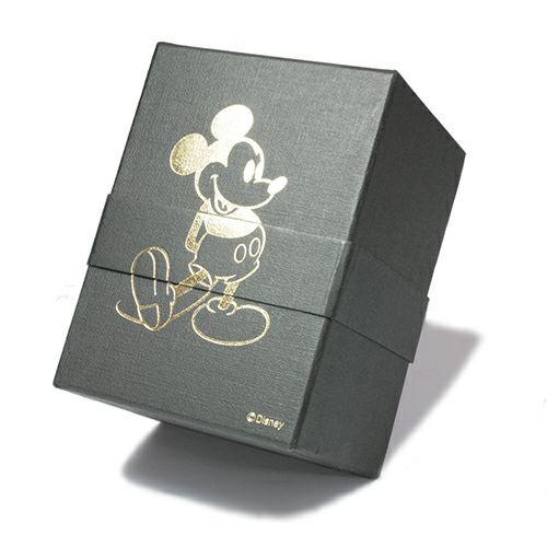 """シークレットミッキー""""MICKEY""""ウォッチ TYPE-4 ver.2 -GOLD×MONO- / 腕時計"""