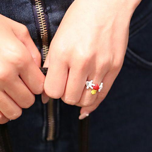 """【JAM HOME MADE(ジャムホームメイド)】ミッキー """"MICKEY"""" クラダリング -FCC- / 指輪 メンズ レディース 人気 おすすめ ブランド ペア ディズニー コラボ クリスマス ギフト 記念日"""
