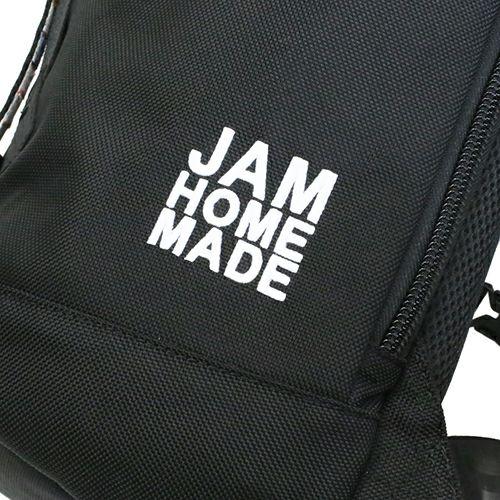 【JAM HOME MADE(ジャムホームメイド)】NEW ERA/ニューエラ バースカラーラックサック メンズ レディース ユニセックス リュック バックパック ブラック 誕生石 旅行 人気 通勤 通学