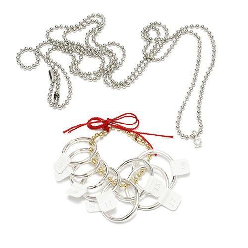 グラム/glamb NAMELESS RING(名もなき指輪)KIT -シルバー925-