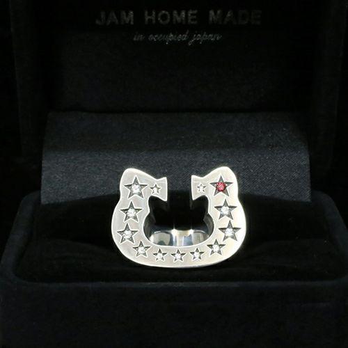 ハローキティ/Hello Kitty ホースシューリング -PAVE- / 指輪・リング