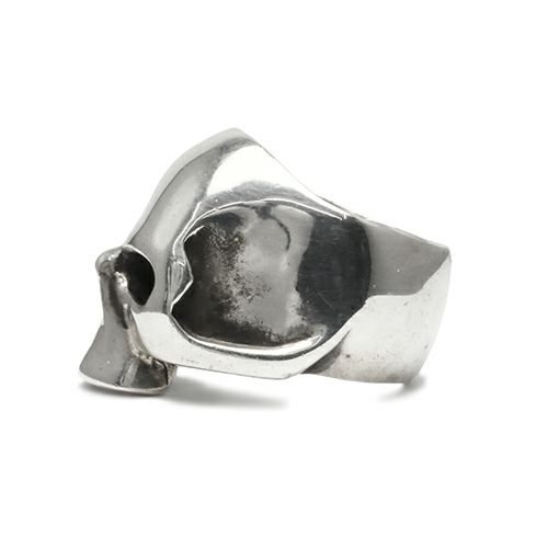 レボリューションスカルリング -SILVER- / 指輪・リング