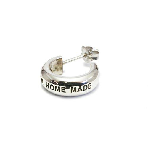 【JAM HOME MADE(ジャムホームメイド)】ラウンドダイヤモンドピアス -SILVER- メンズ レディース シルバー 片耳 シンプル 人気 おすすめ ブランド プレゼント 誕生日 ギフト