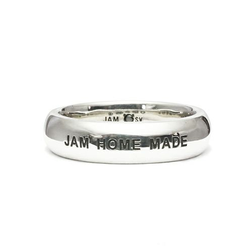 ラウンドダイヤモンドリング M -SILVER- / 指輪
