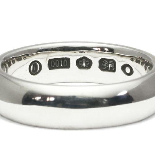 【JAM HOME MADE(ジャムホームメイド)】ラウンドダイヤモンドリング M -SILVER- / 指輪 メンズ レディース シルバー ダイヤモンド ペア 人気 おすすめ ブランド ギフト プレゼント クリスマス 記念日 誕生日