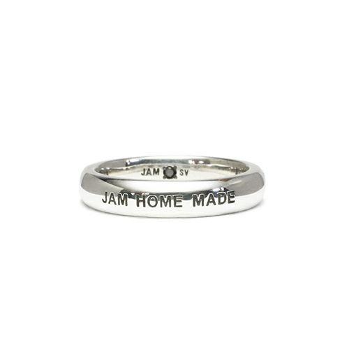 ラウンドダイヤモンドリング S -SILVR- / 指輪