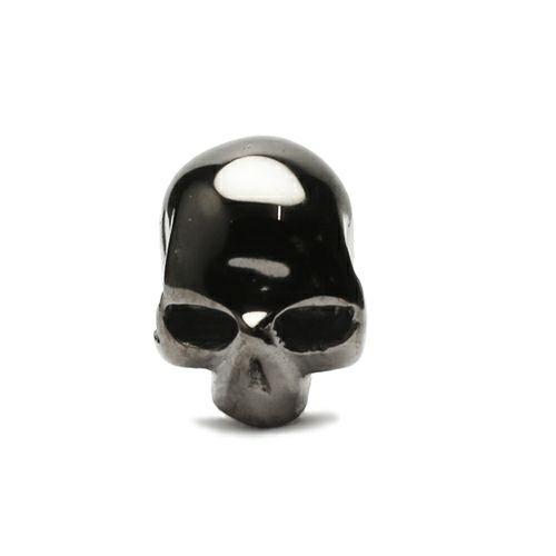 【JAM HOME MADE(ジャムホームメイド)】レボリューションスカルピアス -BLACK- メンズ ブラック 片耳 シンプル 人気 おすすめ ブランド プレゼント 誕生日 ギフト ドクロ