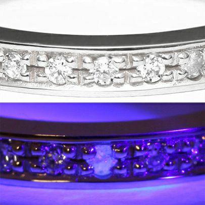 指輪 / フラットダイヤモンドリングスター M -SILVER- メンズ レディース シルバー ダイヤモンド 平打ち ペア 人気 おすすめ ブランド ギフト プレゼント クリスマス 記念日 誕生日