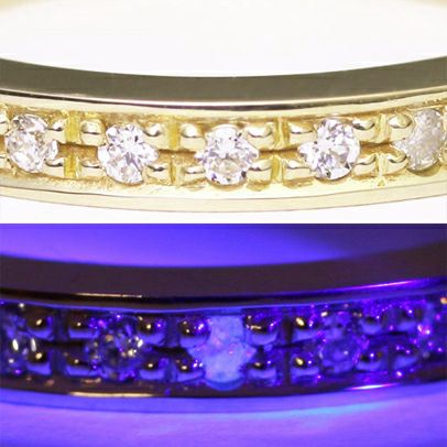 【JAM HOME MADE(ジャムホームメイド)】フラットダイヤモンドリングスター S -GOLD- / 指輪 レディース シルバーゴールド ダイヤモンド 平打ち ペア 人気 おすすめ ブランド ギフト プレゼント クリスマス 記念日 誕生日