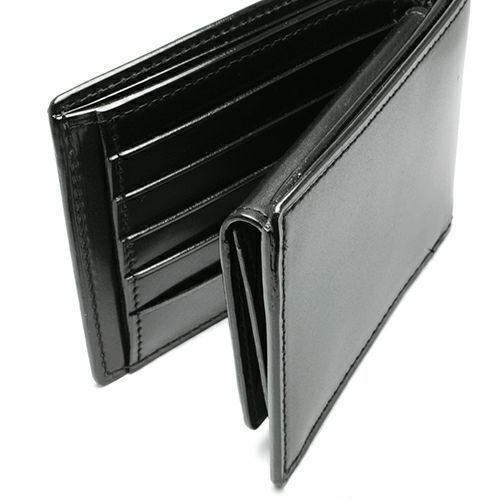 9月 誕生石コードバンミディアムウォレット / 二つ折り財布 / 財布・革財布