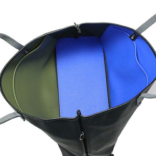 ブラックライドトートバッグ S -BLACK-