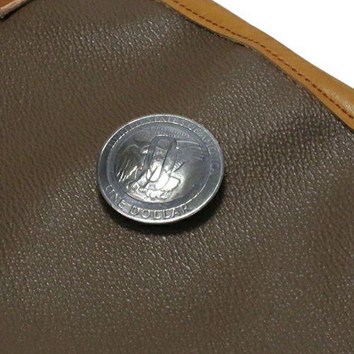旅行用カバン / コンチョブラックライドトートバック -BROWN- メンズ ユニセックス 人気 おすすめ ブランド シンプル PVC 防水 革