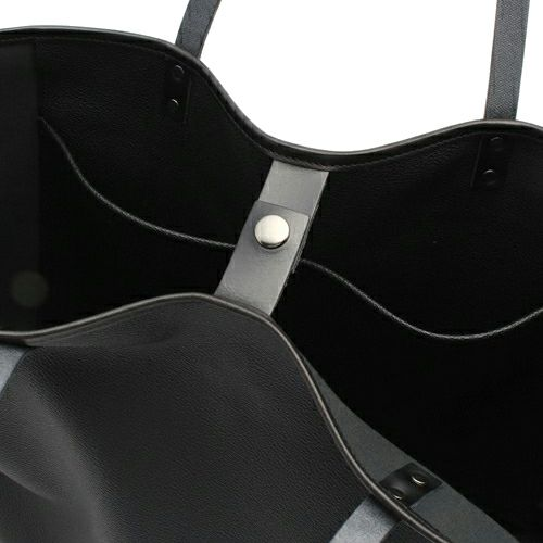 旅行用カバン / コンチョブラックライドトートバック -BLACK- メンズ ユニセックス 人気 おすすめ ブランド シンプル PVC 防水 革