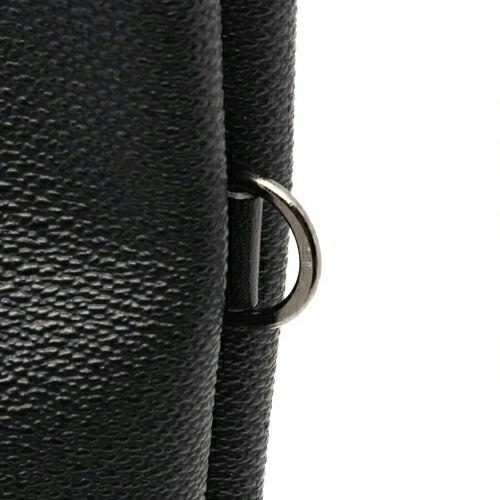 【JAM HOME MADE(ジャムホームメイド)】コンチョブラックライドトートバック -BLACK- メンズ ユニセックス 人気 おすすめ ブランド シンプル PVC 防水 革