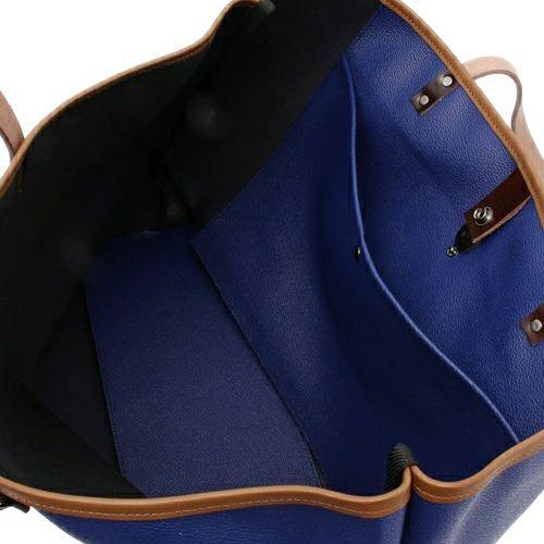 旅行用カバン / ブラックライドトートバック M -NAVY- メンズ ユニセックス 人気 おすすめ ブランド シンプル PVC 防水 革