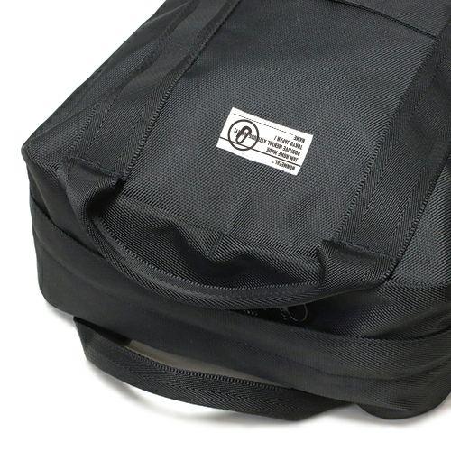 旅行用カバン / nonmetal トートバックパック -BLACK- / リュック メンズ レディース ユニセックス 肩掛け ブラック 人気 おすすめ ブランド