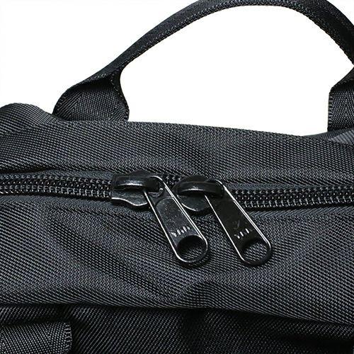 【JAM HOME MADE(ジャムホームメイド)】nonmetal トートバックパック -BLACK- / リュック メンズ レディース ユニセックス 肩掛け ブラック 人気 おすすめ ブランド