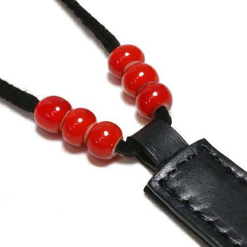 ネックレス / サードアイレザーネックレス&ブレスレット -SILVER-