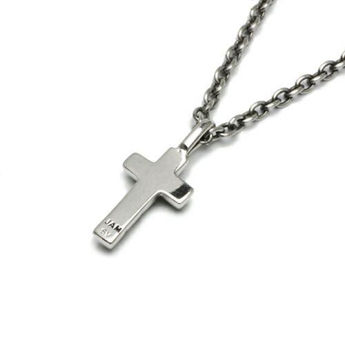 ネックレス / ロイヤルスタッズクロスネックレス M -SILVER- メンズ シルバー ペア 人気 おすすめ ブランド クロス 十字架 モチーフ プレゼント