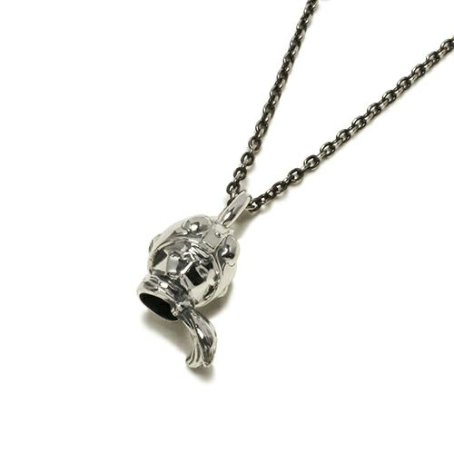 【JAM HOME MADE(ジャムホームメイド)】仮面ライダー FACE NECKLACE