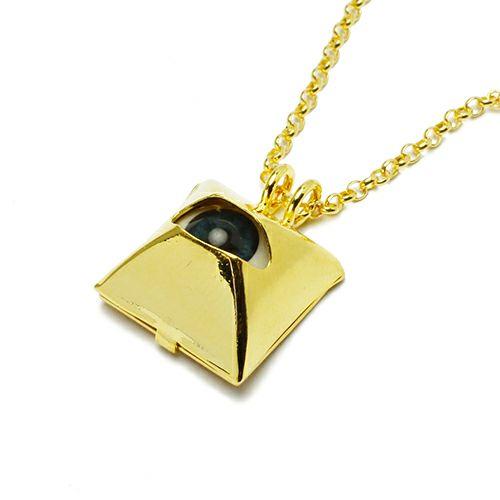 サードアイネックレス -GOLD-