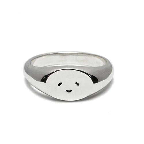 指輪 / とんぼせんせい スマイルリング S -SILVER-