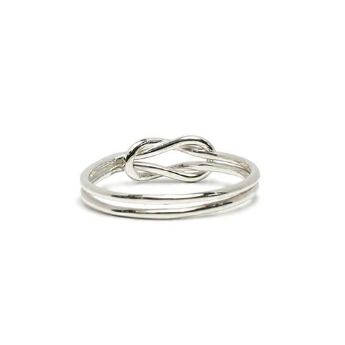 本結びリング S / 指輪・リング