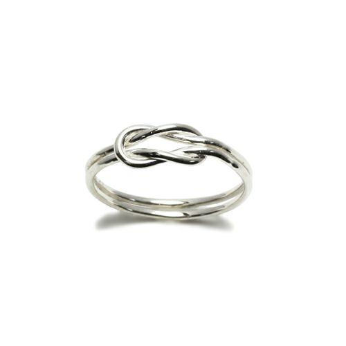 本結びリング S / 指輪