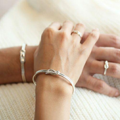 【ジャムホームメイド(JAMHOMEMADE)】本結び リング S / 指輪