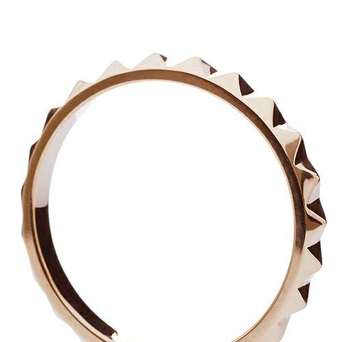 【JAM HOME MADE(ジャムホームメイド)】フルエターナルスタッズマリッジリング S -K18YELLOWGOLD- / 結婚指輪・マリッジリング ウエディングリング