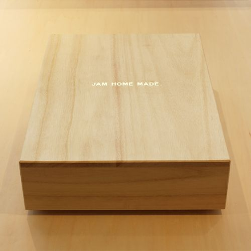 【ジャムホームメイド(JAMHOMEMADE)】名もなき結婚指輪 PT900 - NAMELESS MARRIAGE RING / 結婚指輪・マリッジリング