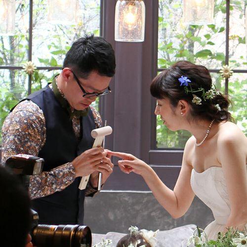 【JAM HOME MADE(ジャムホームメイド)】名もなき結婚指輪 - NAMELESS MARRIAGE RING / 結婚指輪・マリッジリング ウエディングリング