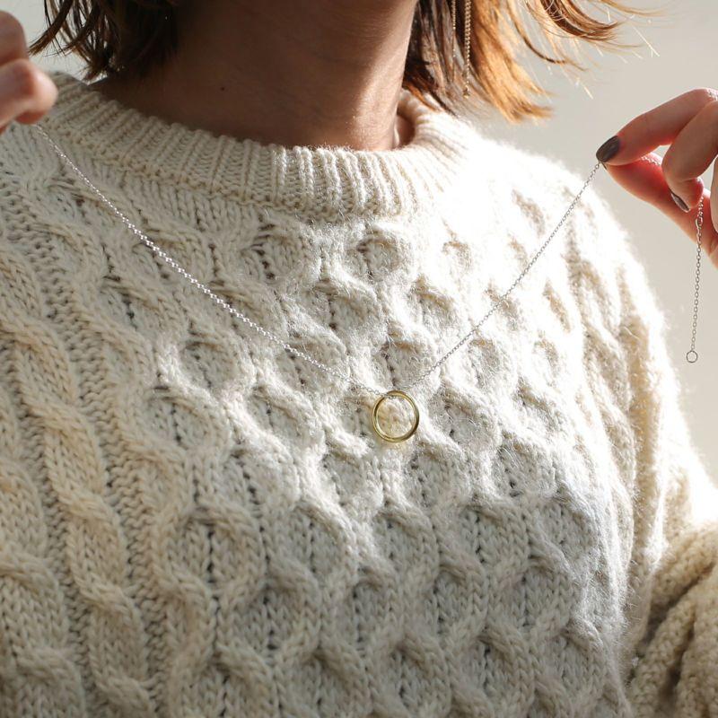 ペアリング / 名もなき指輪キット-NAMELESS RING KIT -NECKLACE SET- メンズ レディース ペア 人気 ブランド おすすめ 手作り オリジナル 記念日 ペアリングキット
