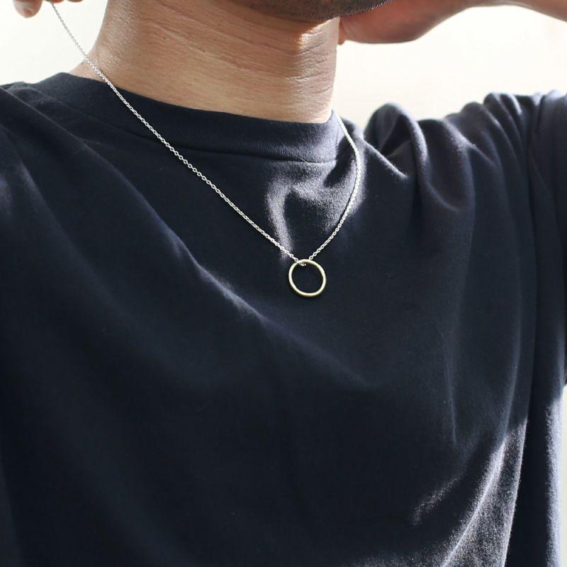 【JAM HOME MADE(ジャムホームメイド)】名もなき指輪キット-NAMELESS RING KIT -NECKLACE SET- /ペアリング・ペアネックレス メンズ レディース ペア 人気 ブランド おすすめ 手作り オリジナル 記念日 ペアリングキット