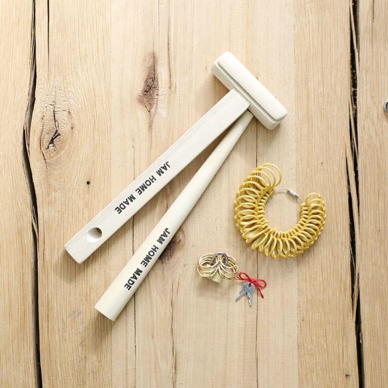 【ジャムホームメイド(JAMHOMEMADE)】名もなき指輪キット-NAMELESS RING KIT - ネックレスセット /ペアリング・ペアネックレス