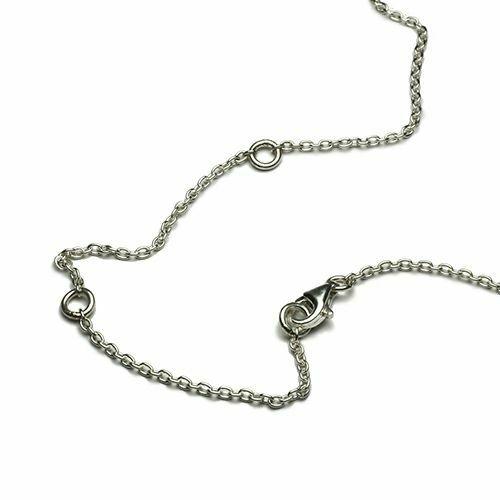 ネックレス / オンラインショップ限定 クルクルネックレス M メンズ レディース ペア シルバー 人気 ブランド おすすめ ギフト プレゼント 誕生日 シンプル ダイヤモンド