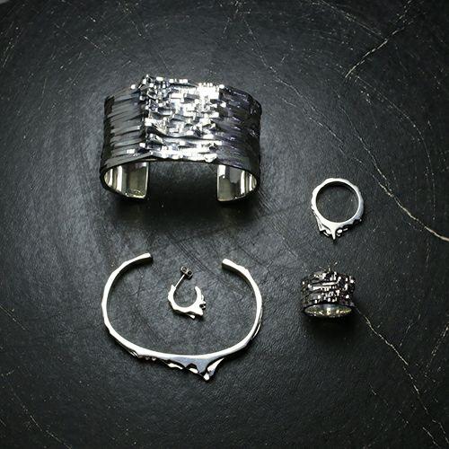 ブレスレット / 3D XZ バングル S