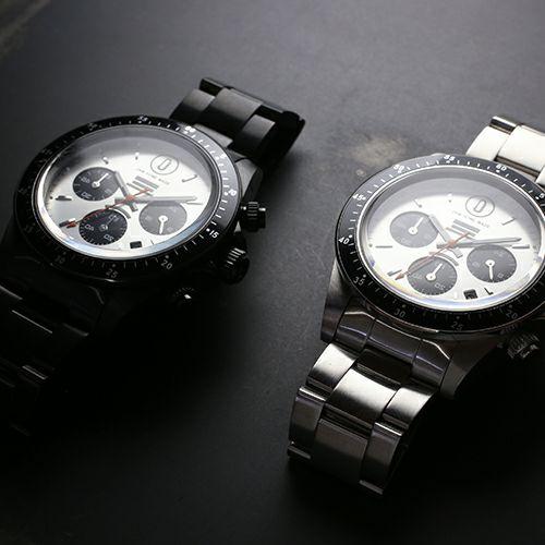 ダイヤモンドジャムウォッチ TYPE C timeless -SILVER- / 腕時計