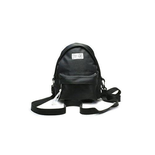 旅行用カバン / nonmetal デイパック S  -BLACK- / リュック メンズ レディース ユニセックス キッズ ショルダー ウエストバック 人気 おすすめ ブランド