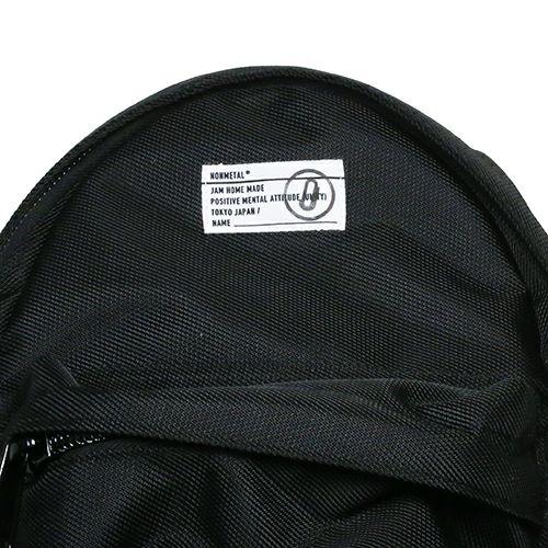 nonmetal デイパック S  -BLACK DIAMOND- / リュック