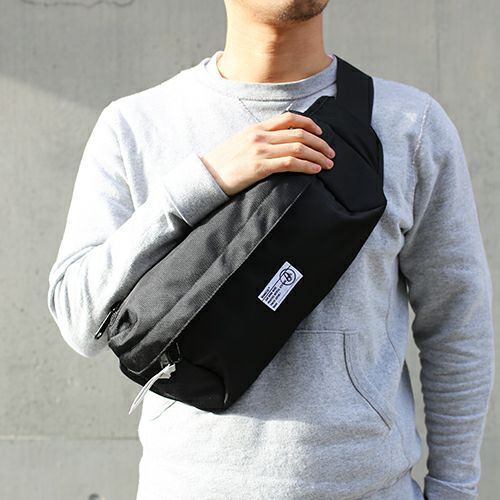 nonmetal ワンショルダーバッグ  -BLACK DIAMOND- / リュック・バッグ