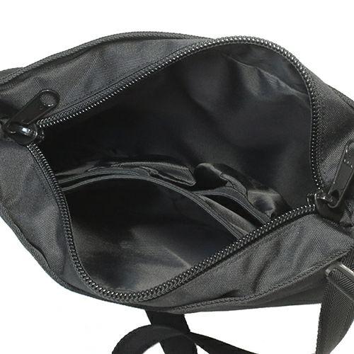 旅行用カバン / nonmetal サコッシュ  -BLACK- メンズ レディース ユニセックス ショルダー 肩掛け ボディバック 人気 おすすめ ブランド