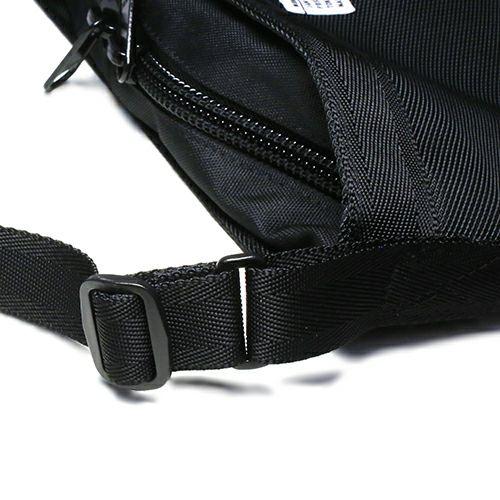 【JAM HOME MADE(ジャムホームメイド)】nonmetal サコッシュ  -BLACK- メンズ レディース ユニセックス ショルダー 肩掛け ボディバック 人気 おすすめ ブランド