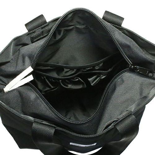 旅行用カバン / nonmetal トートバッグ  -BLACK- / リュック メンズ レディース ユニセックス 肩掛け ブラック ショルダー シンプル
