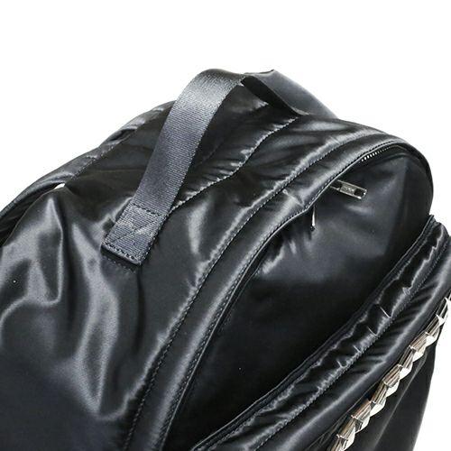 【JAM HOME MADE(ジャムホームメイド)】ポーター/PORTER スタッズデイパック / リュック メンズ レディース ユニセックス 人気 おすすめ ブランド バックパック ブラック 旅行 ハイブランド タンカー