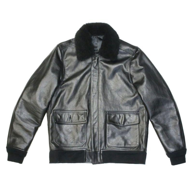AG3 レザージャケット