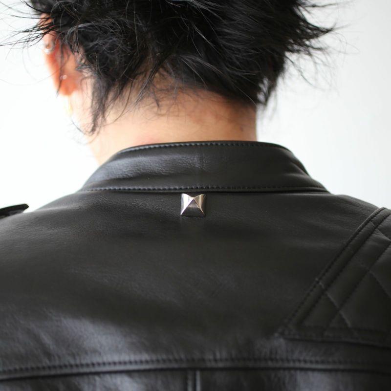 【JAM HOME MADE(ジャムホームメイド)】MONSTAR レザージャケット メンズ レザー ブラック アウター Lewis Leathers (ルイスレザー) MONZA(モンザ) schott(ショット) ONESTAR(ワンスター) ライダース バイク S M L XL