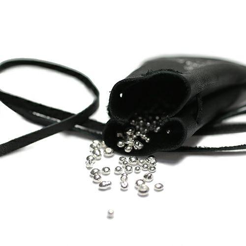 インゴット シークレットネックレス -BLACK-