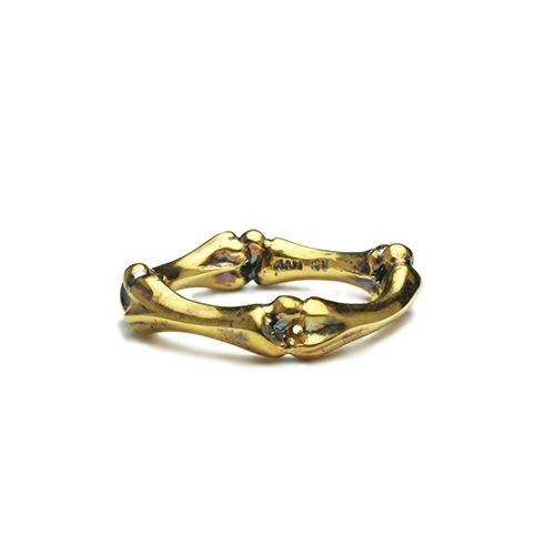 『パイレーツ・オブ・カリビアン/最後の海賊』 クロスボーンリング -GOLD- / 指輪