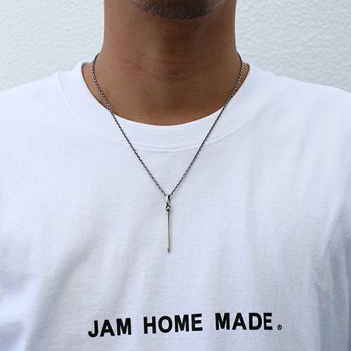 ネックレス / ネイルトップネックレス S メンズ レディース シルバー 925 釘 モチーフ シンプル ダイヤモンド 人気 おすすめ ブランド ギフト ペア